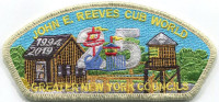 GNCY reeves 25th depot Greater New York, Manhattan Council #643