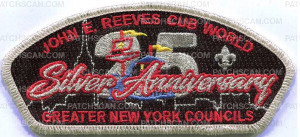 Patch Scan of GNCY reeves 25th anniversary CSP