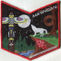 Agaming maiingan revised chapter pocket Michigan Crossroads Council #780