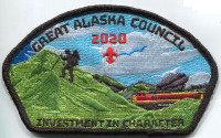 GAC 2020 FOS CSP Great Alaska Council #610
