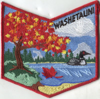 Agaming washetauni revised chapter pocket Michigan Crossroads Council #780